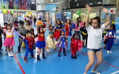 Dar Al Shifaa Hospital Holds Zumba For Autism Awareness