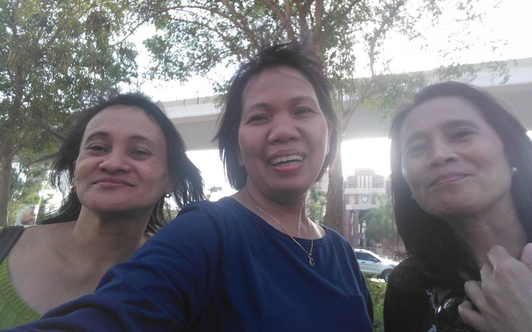 LATHALAING OVERSEAS PINOY. Tatlong Mukha ng Inang OFWs