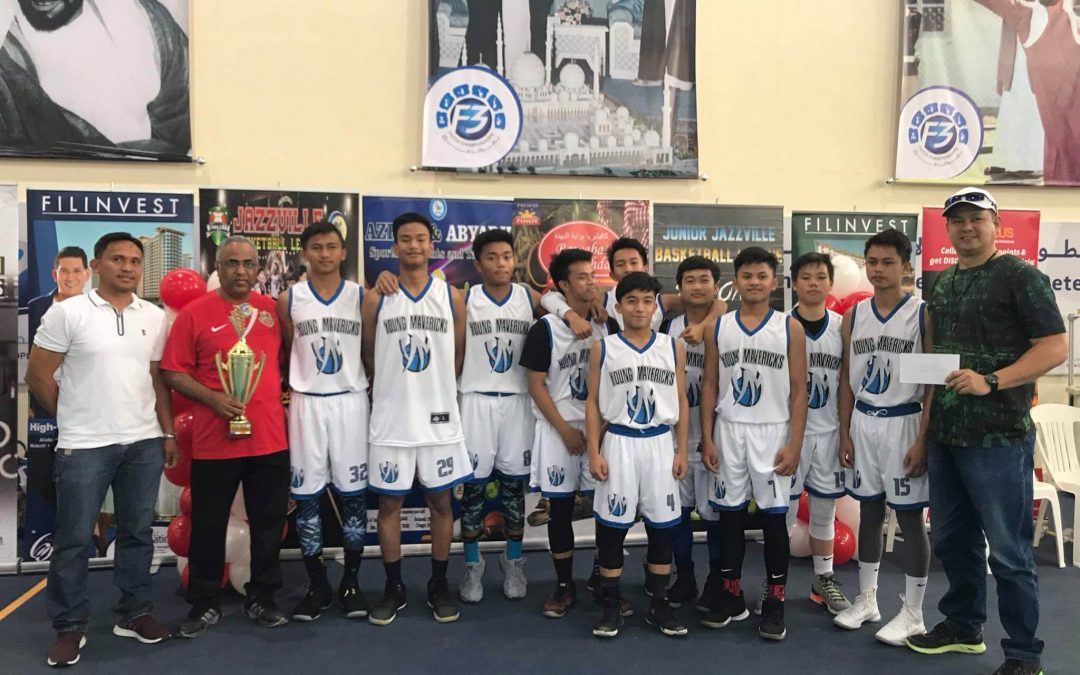 JK Sports opens the Junior Basketball League