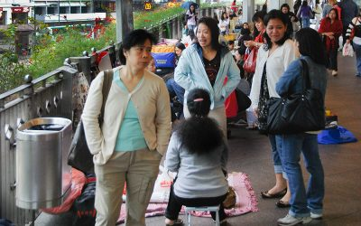 OFWs prefer 30K or less overseas earnings over local income opportunities