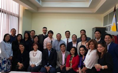 Dialogue On The Filipino Diaspora Held At Pcg