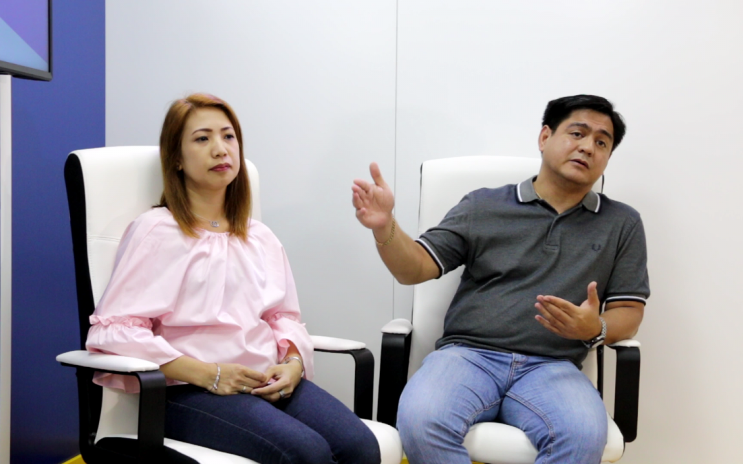 Meet the OFW couple with many properties who believe it's never too late to invest