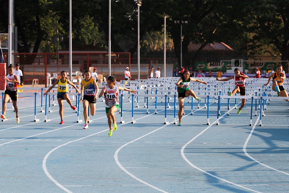 Daughter of OFW in UAE breaks own record, bags gold medal in Palarong Pambansa