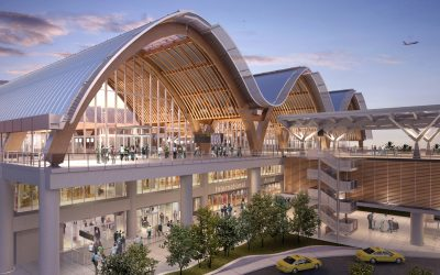 LOOK: Philippines' first resort-inspired airport terminal to open in June
