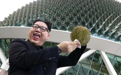 Impersonator of Kim Jong Un spotted in Singapore