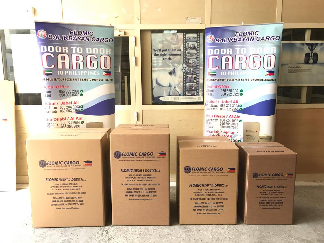 Reliable 'clearing agent' vital for fast balikbayan box