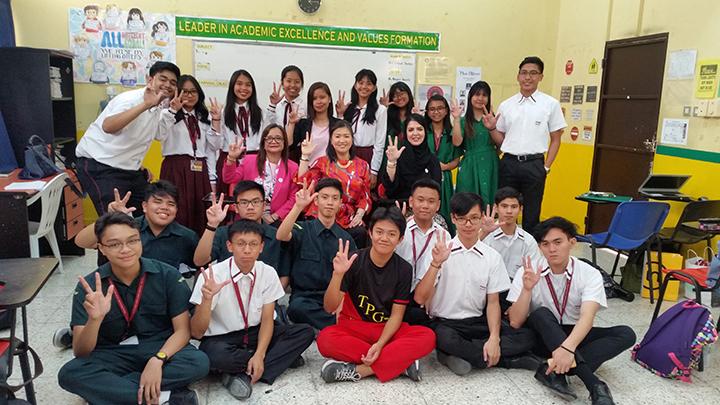 Lahum chooses The Philippine Global School for scholarship grant