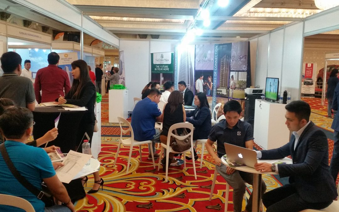 Greenfield offers flexible payment terms for OFWs at PPIE 2018 in Dubai