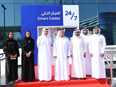 RTA launches first 24/7 smart customer service facility in Dubai