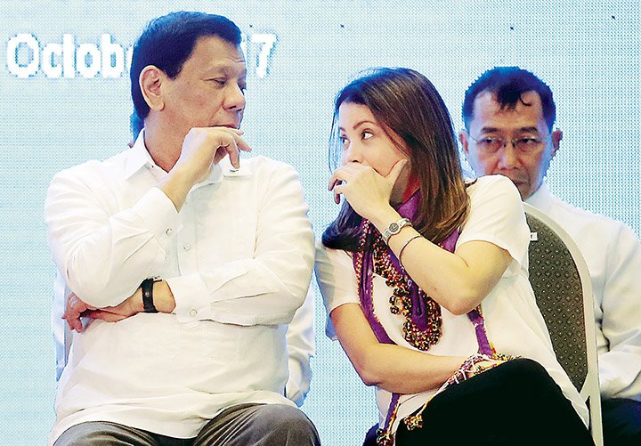 Duterte's words to new DOT chief: No corruption