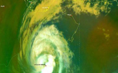 Rain to continue in UAE today as Cyclone Mekunu weakens