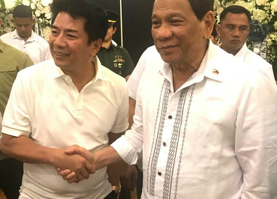 Is Willie Revillame going to enter politics?