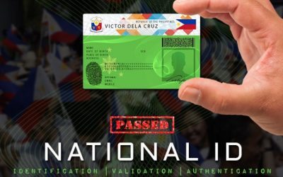 Bicam committee approves PH ID system bill
