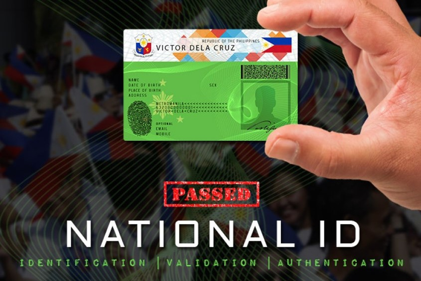 What are the advantages of having one national ID?