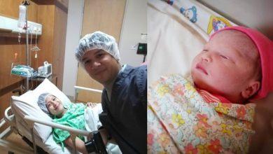Photo of LOOK: Jolina Magdangal gives birth to bouncing baby girl