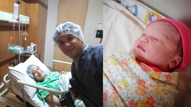 LOOK: Jolina Magdangal gives birth to bouncing baby girl