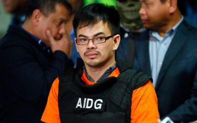 Kerwin Espinosaseeks dismissal of drug charges