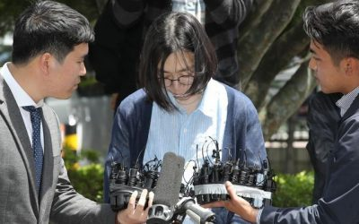 Korean Air heiress questioned over unlawful hiring of 10 Filipino domestic helpers