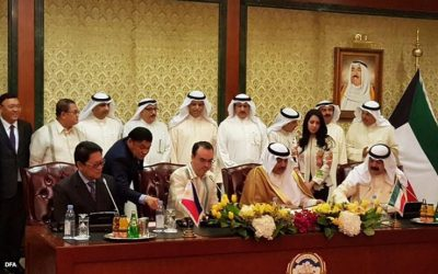 Palace: PH-Kuwait ties back to normal after labor deal signing