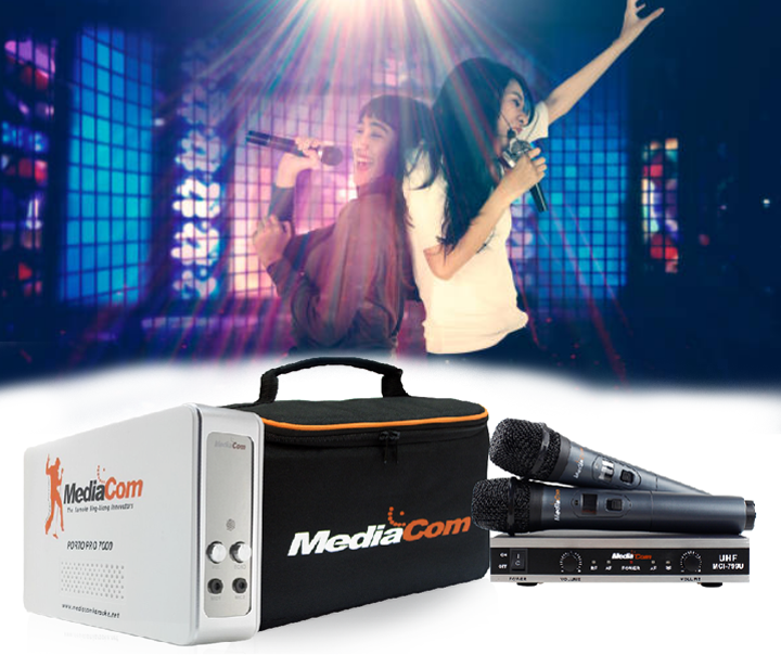 Sing your heart out this summer with MediaCom Karaoke
