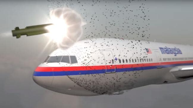 MH17 downed by Russian military missile—probers