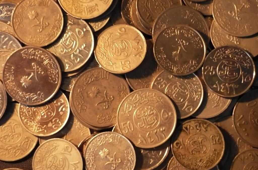 Saudi to gradually replace Riyal notes with coins