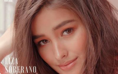 Liza Soberano is Yes! Magazine's 'Most Beautiful Star' of 2018