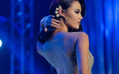 Catriona Gray speaks up on similar gown, earcuff of Miss Ecuador