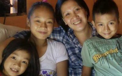 Single OFW mom beats the odds in Dubai for her children