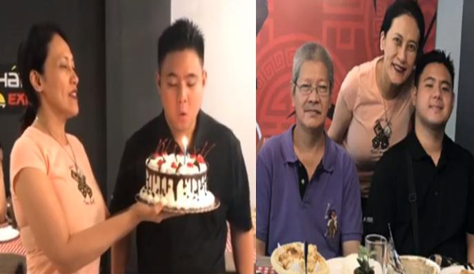LOOK: Ai-Ai delas Alas wishes Jiro Manio happy birthday