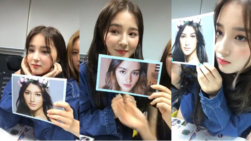 WATCH: Netizens say this Korean popstar looks like Liza Soberano