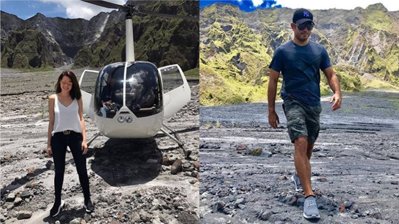 LOOK: Did Bea Alonzo, Gerald Anderson go on vacation together?