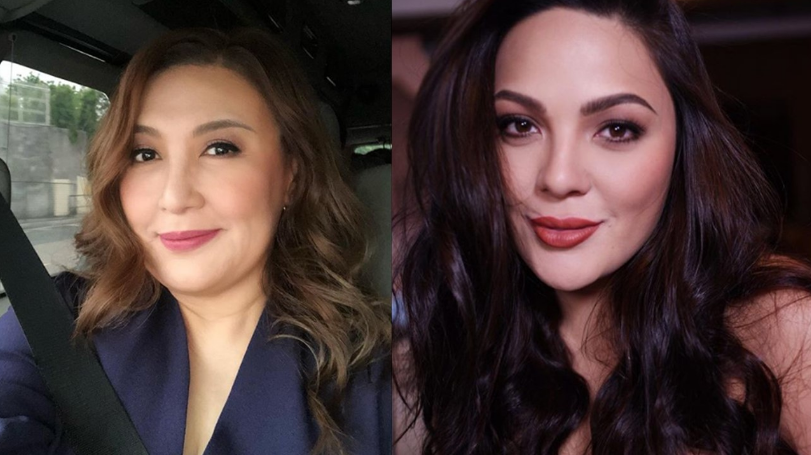 Is everything okay between Sharon Cuneta and daughter KC Concepcion?