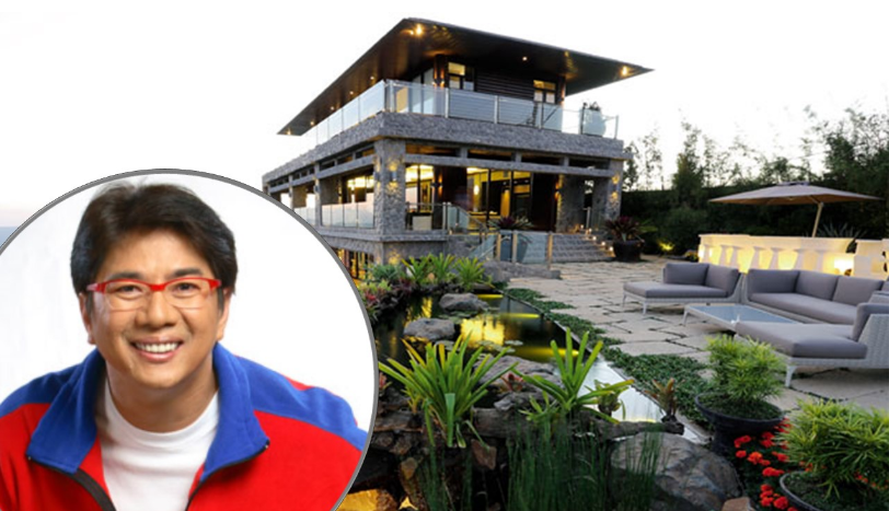 TAKE A LOOK: Willie Revillame's expensive mansion in Tagaytay