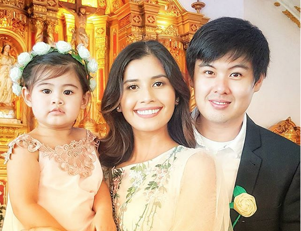 Shamcey Supsup and husband Lloyd Lee are expecting their 2nd child