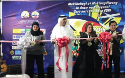 Philippine Independence Day 2018 celebrations in Um Al Quwain draw a huge crowd