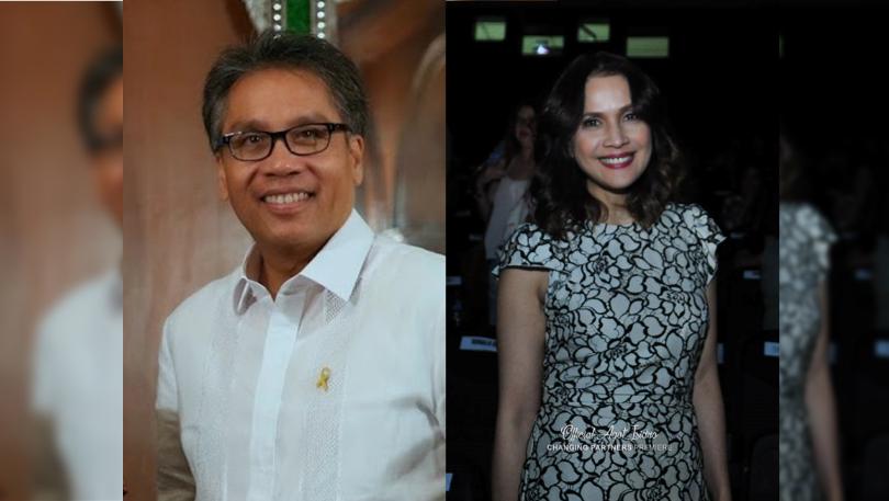 Mar Roxas declines LP offer, Agot Isidro still undecided to run for Senate