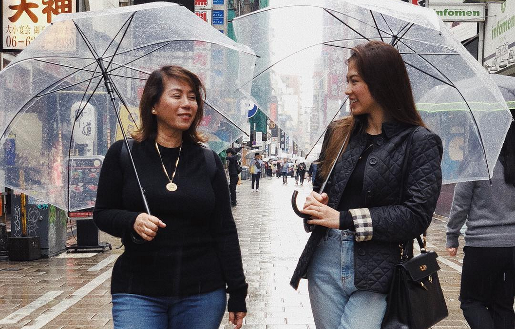 Is Alex Gonzaga poking fun at OFWs in this Instagram post?