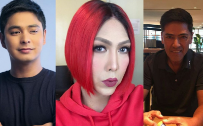 Vice Ganda speaks up about Vic Sotto, Coco Martin collaboration in MMFF 2018