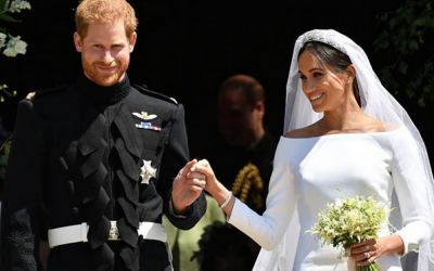 READ: A rundown of events after Prince Harry and Meghan Markle's royal wedding
