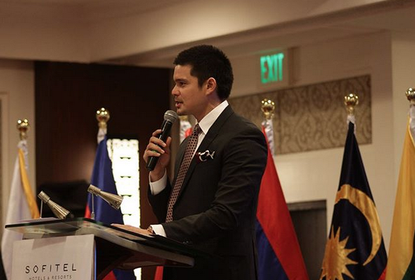 Will Dingdong Dantes run for public office?