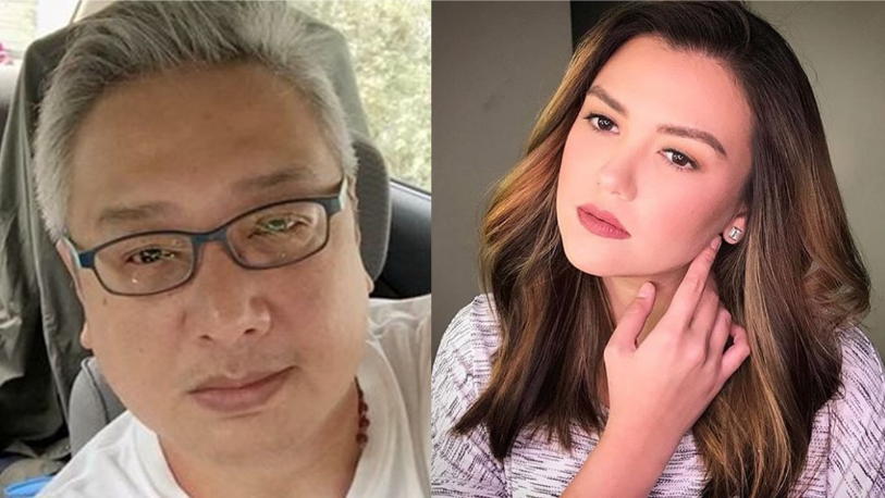 Is there ongoing rift between Angelica Panganiban, JM de Guzman's father?