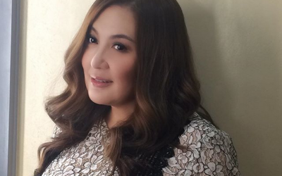 LOOK: Sharon Cuneta announces new movie project