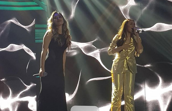 WATCH: Here's what happens when Jessica Sanchez, Morissette Amon share one stage