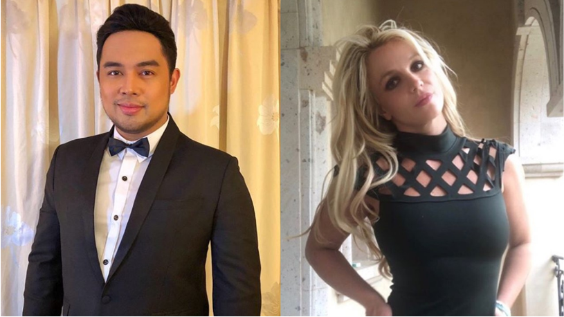 "LOOK: Jed Madela apologizes for ""insulting"" Britney Spears"