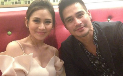 Piolo Pascual gives reassuring message to Sarah Geronimo upon her return to PH