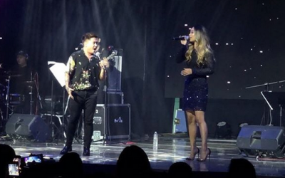 WATCH: Jake Zyrus, Jessica Sanchez take on Celine Dion hit