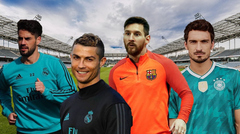 6 World Cup players who will steal your hearts on field