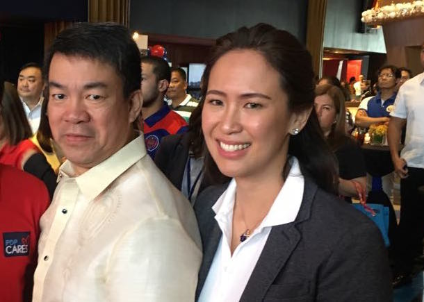 Koko Pimentel to marry fiancée this year