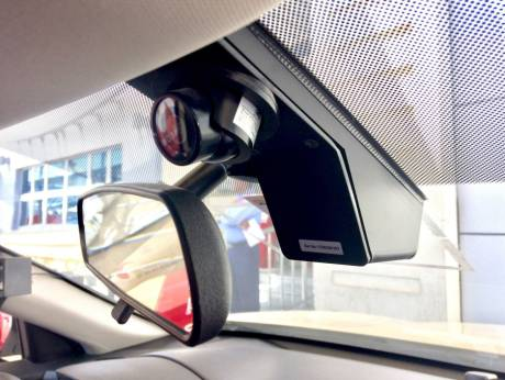 New taxi cameras to monitor cabbies' conduct in Dubai